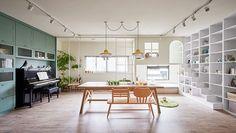 Lovely Market - News - appartement design, ludique et enfantin - architecte HaoDesign