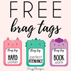 FREE Brag Tags for Your Students! Reward your students for a job well done! Find this and other free resources at: Classroom Jobs, 3rd Grade Classroom, Classroom Behavior, Kids Behavior, Classroom Decor, Future Classroom, Classroom Organization, Behavior Rewards, Behavior Plans