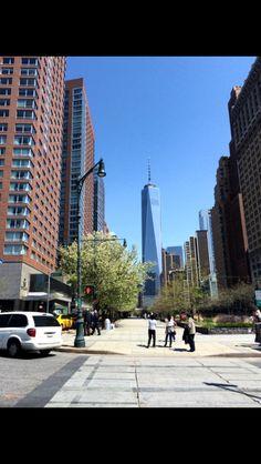 Freedom Tower-NYC