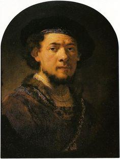 Rembrandt van Rijn - Zelfportret (1635)