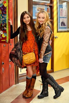 Rowan+Blanchard+Girl+Meets+World | First images from Disney's Girl Meets World feature Cory and Topanga