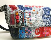 itzaChicThing  One of a Kind Upcycled Bags and Accessories from Etsy