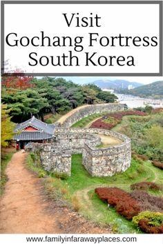 Visit Gochangeupseong Fortress in Gochang, South Korea
