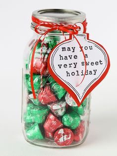 25 Mason Jar Gifts - Holiday Uses for Mason Jars