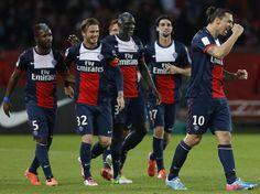 PSG-Brest : doublé de Zlatan (résultat final 3 à 1)