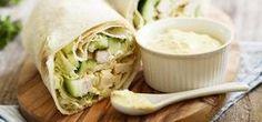 Waldorf Wrap - Chicken Recipes - YourLifeChoices