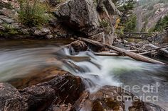 The Pool - photograph by Steven Reed #riverside #mountainphotos #stevenreed
