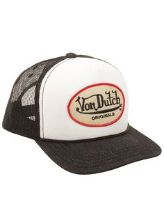 ec3ffd7d With a snapback design and mesh backing, this breathable cap is a good fit  for everyone to throw on and go. Bold Cactus · Von Dutch