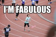 SHINee Onew at the Idol olympics. this was a speedwalk relay. I swear Onew was the only one doing it right, and he is fast!!