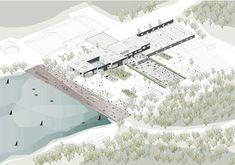 Water sports and leisure complex, Mikou Studio | Arquitectura Beta