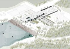 Water sports and leisure complex, Mikou Studio | Arquitectura Beta