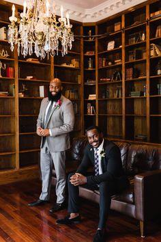 Orlando Wedding Blog | Orange Blossom Bride #orlandowedding #luxwedding #weddinginspo Wedding Ties, Wedding Groom, Wedding Attire, Groom And Groomsmen Looks, Orlando Wedding, Groom Attire, Central Florida, Shades Of Black, Wedding Planner