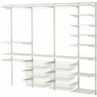 Stoughton IKEA Flyer -- ALGOT storage system 25% off for IKEA FAMILY members!