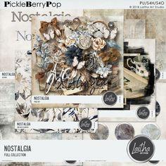 Nostalgia - Full Collection By Laitha Art Studio