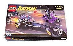 ACCESSORY Lego Catwoman/'s Purple Motorcycle w//eyes NEW Batman Genuine Lego 7779