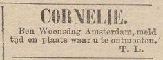 Tijd en plaats / 21-09-1891