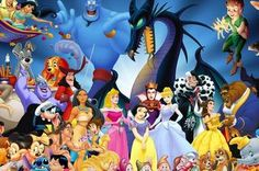 Which Disney Movies are These Characters From?
