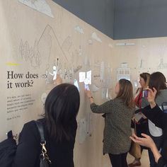 THE HONEST WAY OF EARNING GOOD LIVING: An Engaging Retail Exhibit Featuring Illustrations...