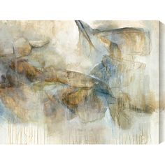 Gallery Direct 'Of No Particular Kind' by Sylvia Angeli Painting Print on Wrapped Canvas & Reviews   Wayfair