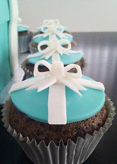 Tiffany's cupcakes*