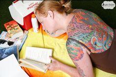 Librarians Show Off Their Risqué Side Through Tattoos