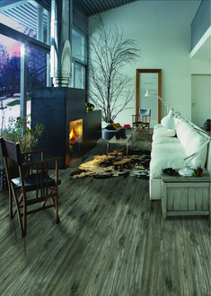 Color: Clearwater  ScubaTech™ combines the beauty of natural hardwood with the durability of laminate flooring plus the added benefit of water resistance.