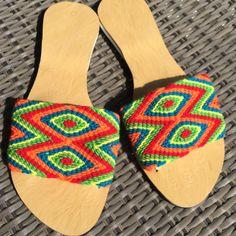 Sandalias Slip On, Shoes, Fashion, Shoes Sandals, Moda, Zapatos, Shoes Outlet, Fashion Styles, Shoe