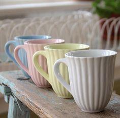 Beautiful mugs