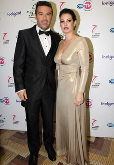 """Maria Korinthiou spotted with her husband Giannis Aivazis at the movie """"Ouzeri Tsitsanis"""". Bridesmaid Dresses, Wedding Dresses, Star Fashion, Husband, Formal Dresses, Celebrities, Lady, Shopping, Clothes"""