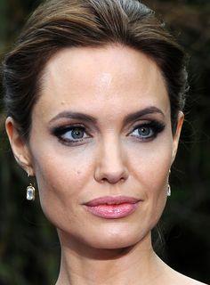 Angelina Jolie's makeup artist on sculpting your cheekbones