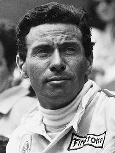 Jim Clark(GB) Born 4 March 1936 Died 7 April 1968 (aged 32) Killed During Formula 2 Event @ Circuit Hockenhiem, Germany