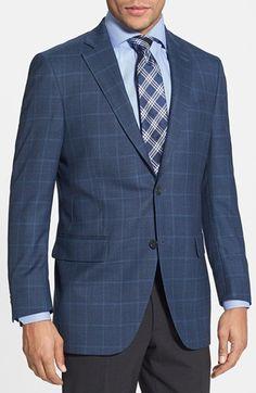 #Peter Millar             #Jacket/Sportcoat         #Peter #Millar #Classic #Plaid #Sportcoat           Peter Millar Classic Fit Plaid Sportcoat 46R                                  http://www.snaproduct.com/product.aspx?PID=5139999