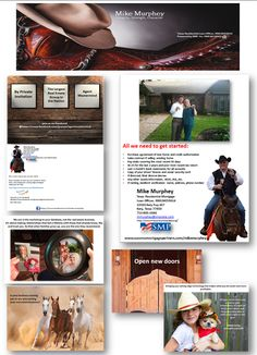 Branding your materials to your social media sites image is key to the success of branding.