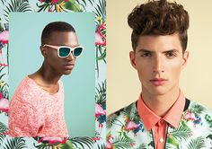 Fashionisto Exclusive: Olli Greb + Alejandro by Dennis Weber image Tropical Style 001