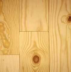 Southern Yellow Pine Wood Floors Water And Oil Based