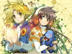 Kohaku and Kobato <3