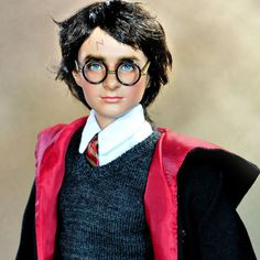 "Daniel Radcliff  ""Harry Potter"" doll"