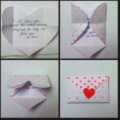 DIY Valentine's day card :)
