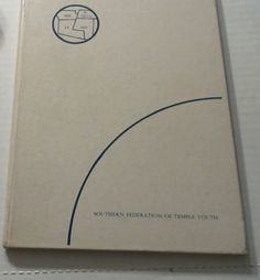 The SoFTY 1968 Yearbook - Southern Federation Of Temple Youth  Jewish  Utica MS