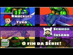 Tartarugas Ninjas - Turtles in Time - O fim da série! | Blog Viiish Channel