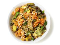 Roasted Vegetable Pasta from FoodNetwork.com