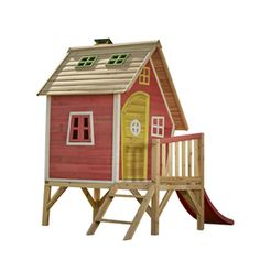 Swing-N-Slide Wood Hide-N-Slide Playhouse Kit $649