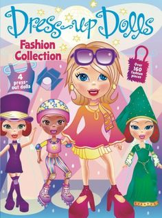Dress-Up Dolls: Fashion Collection (Sticker Books) « LibraryUserGroup.com – The Library of Library User Group