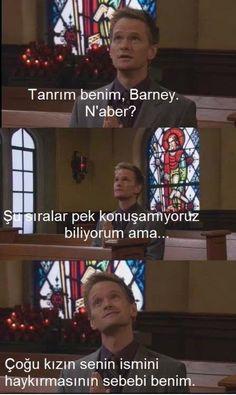 #hmym barneyyyy