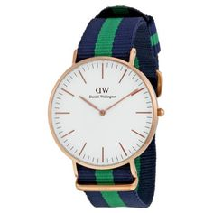 Daniel Wellington Watch  Classic Warwick  Rose gold -- More info could be found at the image url.