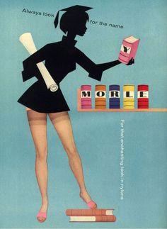 "La popular media velada ""Morley"" (1958)."