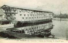 La Gueriere, Toulon
