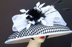 Kentucky Derby Hat - Couture