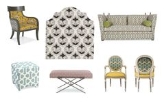 How to make your decor POP with a Pattern... On Eco Chic Sense!