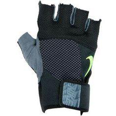 Nike NLG-36 Mens Lock Down Training Gloves Erkek Ağırlık Eldiveni